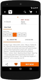 Yepme - Online Shopping App- screenshot thumbnail