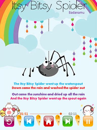 Kids Songs - Best Nursery Rhymes Free App screenshots 2