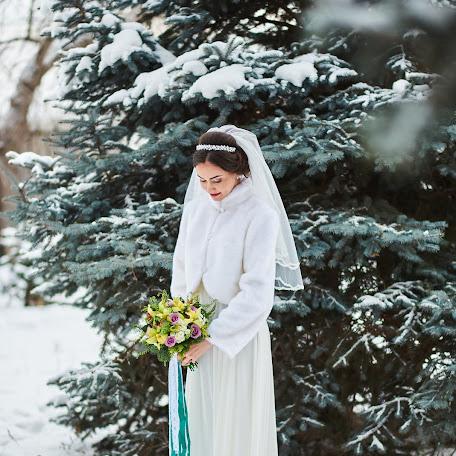 Wedding photographer Elena Khayrulina (Khayrulinafoto). Photo of 28.12.2017