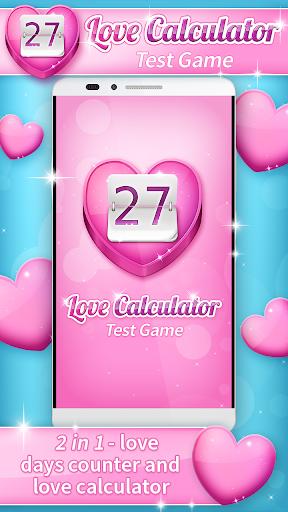 Love Calculator Test Games
