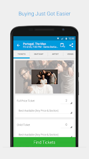 Ticketmaster - Event Tickets - screenshot thumbnail