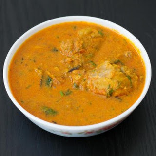 Madras Chicken Curry - Kari Kuzhambu