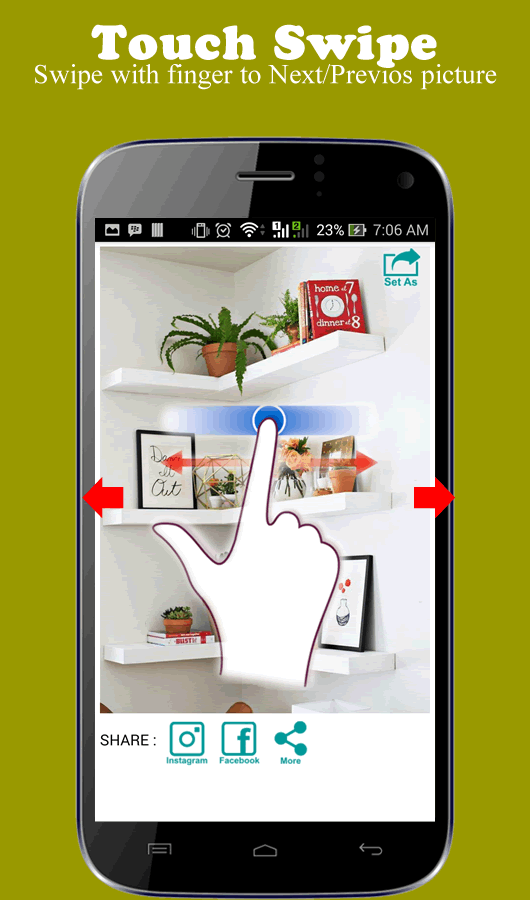 Wall Shelf Decorating Ideas Android Apps On Google Play