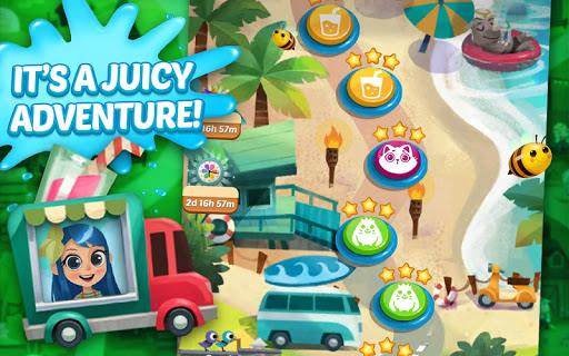 Juice Jam - Puzzle Game & Free Match 3 Games screenshot 4