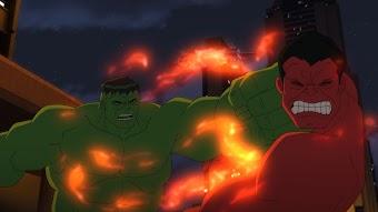 Avengers: World War Hulk