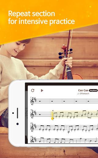 Jameasy for Violin 2.3.3 screenshots 6
