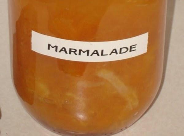 Orange Marmalade Using Bread Maker Recipe
