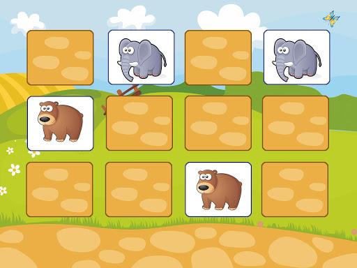 子供や幼児無料シミュレータメモリ メモリの訓練のための教育ゲ