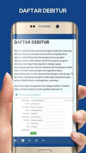 2020 Kur Mandiri Online Ekon Android App Download Latest
