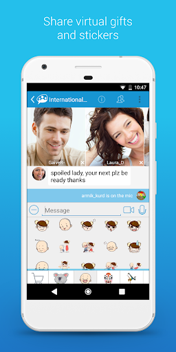 Paltalk - Find Friends in Group Video Chat Rooms 7.5.7207 screenshots 6