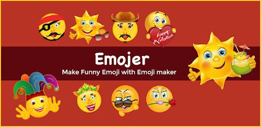 Emojer - Emoji Maker app Pro - by Pixel Force Pvt Ltd