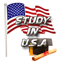 Study in USA icon