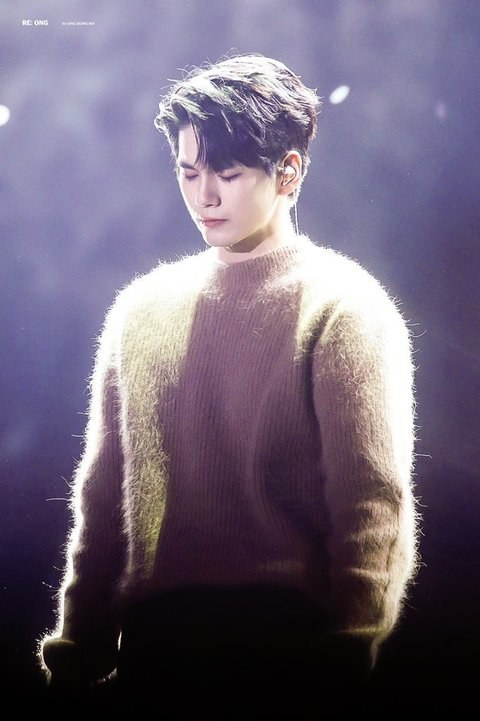 ong sungwoo cry 1
