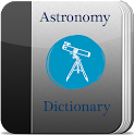 Astronomy Dictionary Offline icon