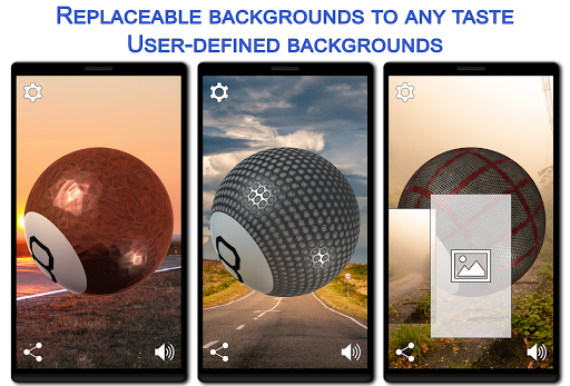 Magic 8 Ball 3D - Free, No Ads 1.0.615 screenshots 2