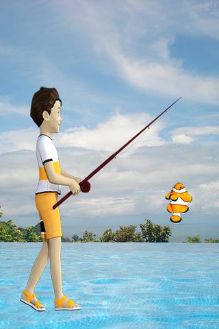Fishing Free Kids Games