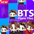 Magic Piano Tiles BTS 2019