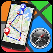 Maps, Navigation, Compass && GPS Route Finder