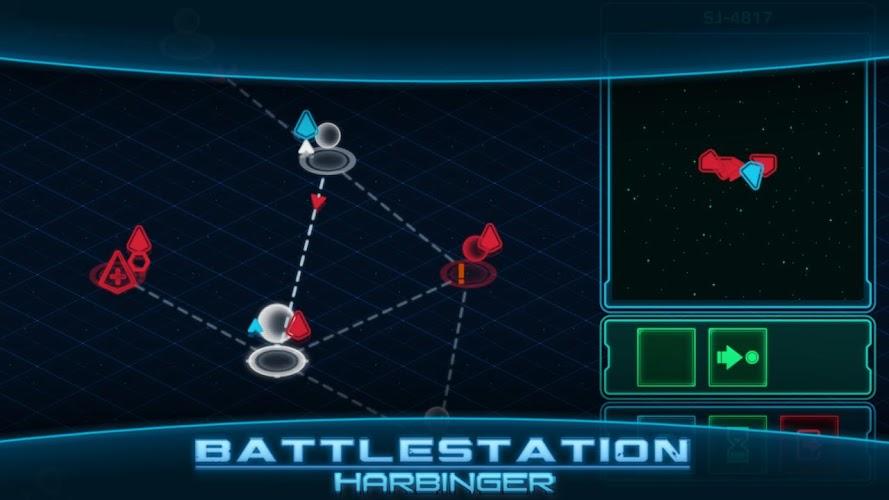 Battlestation: Harbinger v1.1.4 APK - screenshot