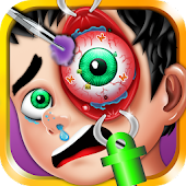 Kids Eye Doctor Game