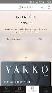 Vakko - náhled