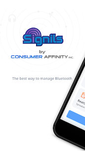 Signils™ Manage and Locate Lost Bluetooth Devices 1