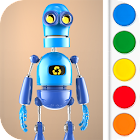 Figuromo Kids : Robot icon