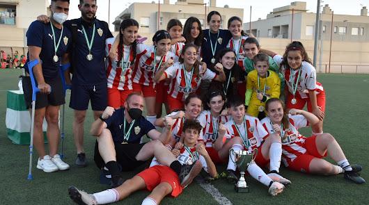 El Almería se proclama campeó de la Copa Federación