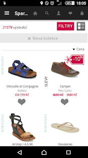 Boty & Nakupování Spartoo - náhled