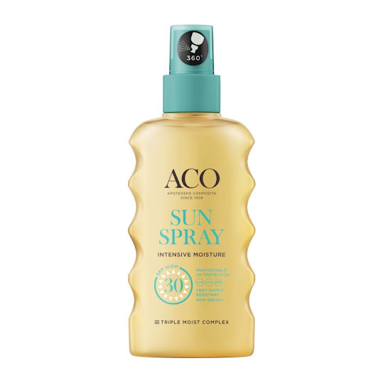 ACO Sun Spray SPF 30, 175 ml