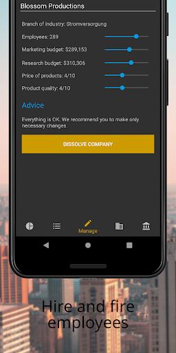 Money Clicker u2013 Business simulator and idle game filehippodl screenshot 6