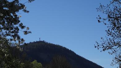 Photo: La statue du Christ-Roi à Lens (sur la colline)