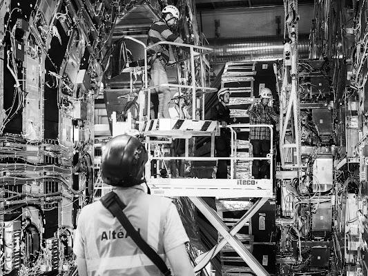 CERN progetto CMS di cuoredivetro80