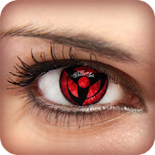 Uchiha Sharingan Eye Maker
