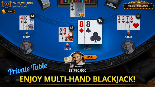 Blackjack Championship android2mod screenshots 5