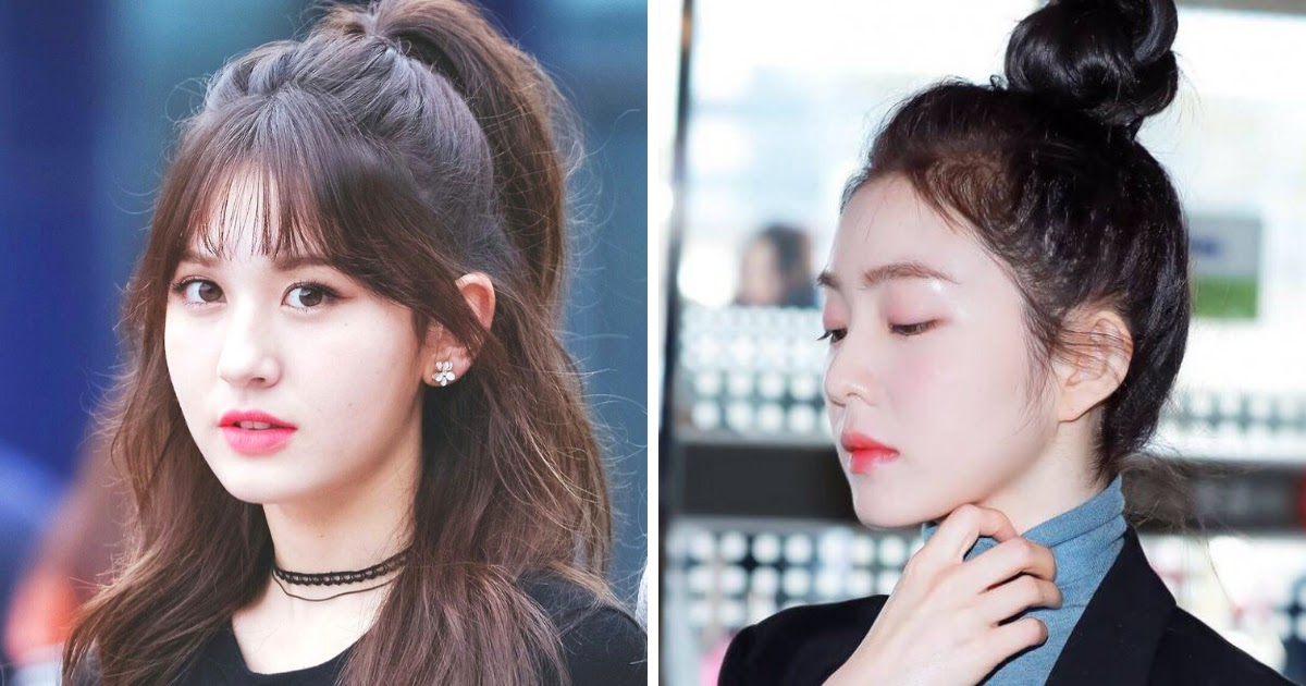 8 Simple Summer K-Pop Hairstyles You Need To Try ASAP - Koreaboo
