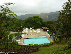 Photo: #020-Ouro Preto. L'Estalagem das Minas Gerais. La piscine.