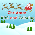 Christmas ABC and Coloring icon