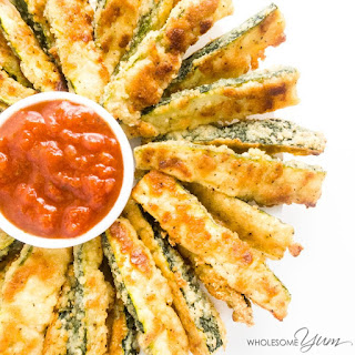 Zucchini Fries Low Calorie Recipes
