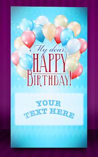 Birthday Cards & Invitations - náhled