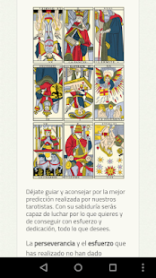 Tarot Gratis- screenshot thumbnail