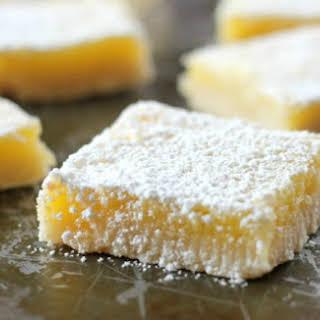Best Lemon Bars.