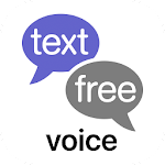 Text Free: WiFi Calling App Icon