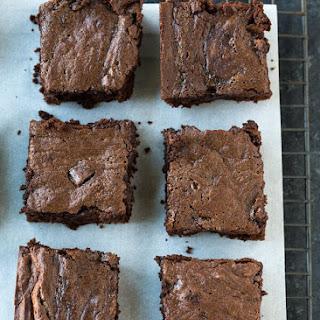 Caramel Macchiato Brownies