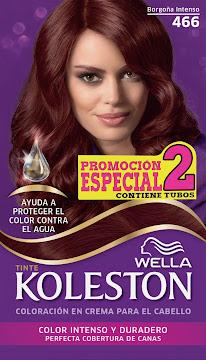Tinte Wella Koleston   Borgoña Intenso X 1Und Promocion Especial 2 Tubos