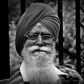 by Indroneel Mukerji - People Portraits of Men