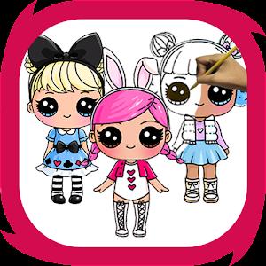 Download Cara Menggambar Boneka Kejutan Lol Apk Latest Version App