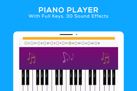 Piano Player App, Piano Keyboard Free Music Game APK Latest Version