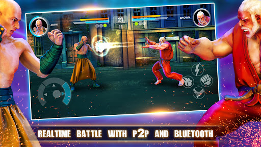 Deadly Fight : Classic Arcade Fighting Game screenshots 2