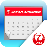 JAL Schedule Icon